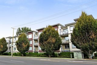 "Photo 1: 405 2943 NELSON Place in Abbotsford: Central Abbotsford Condo for sale in ""Edgebrook"" : MLS®# R2299096"
