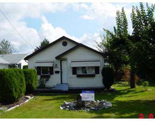 Photo 1: 9398 COOTE ST in Chilliwack: Chilliwack E Young-Yale House for sale : MLS®# H2503245