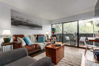 "Photo 1: 209 330 E 7TH Avenue in Vancouver: Mount Pleasant VE Condo for sale in ""LANDMARK BELVEDERE"" (Vancouver East)  : MLS®# R2307330"