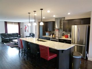 Main Photo: 3080 Keswick Way SW in Edmonton: Zone 56 Attached Home for sale : MLS®# E4131028