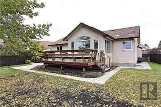 Photo 18: 55 Sterling Avenue in Winnipeg: Meadowood Residential for sale (2E)  : MLS®# 1826870