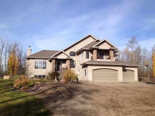 Main Photo: 53136 RGE RD 211: Rural Strathcona County House for sale : MLS®# E4134497