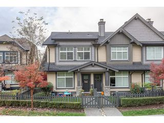 "Main Photo: 18 13819 232 Street in Maple Ridge: Silver Valley Townhouse for sale in ""BRIGHTON"" : MLS®# R2320586"