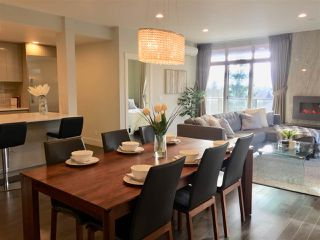 "Photo 2: 406 6333 LARKIN Drive in Vancouver: University VW Condo for sale in ""Legacy"" (Vancouver West)  : MLS®# R2321245"