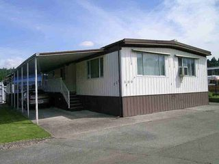 "Main Photo: 300 201 CAYER Street in Coquitlam: Maillardville Manufactured Home for sale in ""Wildwood Park"" : MLS®# R2322155"