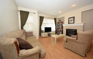 "Photo 1: 16 6415 197 Street in Langley: Willoughby Heights Townhouse for sale in ""Compass"" : MLS®# R2325690"
