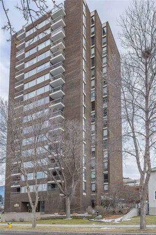Main Photo: 903 10025 113 Street in Edmonton: Zone 12 Condo for sale : MLS®# E4137376