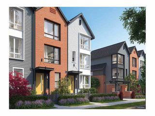 "Photo 1: 22 6868 BURLINGTON Avenue in Burnaby: Metrotown Townhouse for sale in ""METRO"" (Burnaby South)  : MLS®# R2328516"