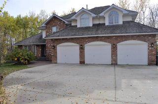Main Photo: 109 52319 Range Road 231: Rural Strathcona County House for sale : MLS®# E4142792
