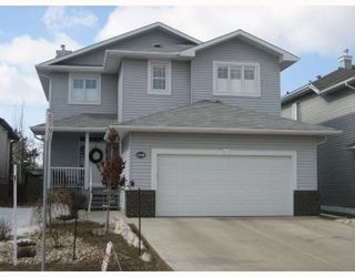 Main Photo: 1408 BRECKENRIDGE Drive in Edmonton: Zone 58 House for sale : MLS®# E4143015