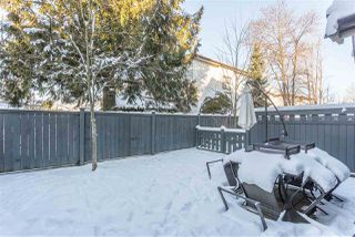 "Photo 19: 30 19095 MITCHELL Road in Pitt Meadows: Central Meadows Townhouse for sale in ""BROGDEN BROWN"" : MLS®# R2348349"
