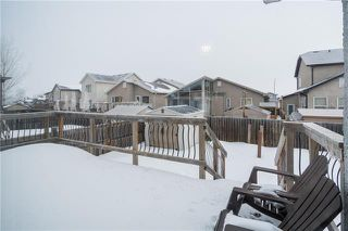 Photo 20: 140 William Gibson Bay in Winnipeg: Canterbury Park Residential for sale (3M)  : MLS®# 1905929