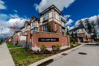 """Main Photo: 69 7848 209 Street in Langley: Willoughby Heights Townhouse for sale in """"MASON & GREEN"""" : MLS®# R2352453"""