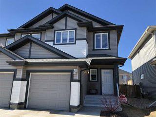 Main Photo: 18048 85 Street in Edmonton: Zone 28 House Half Duplex for sale : MLS®# E4149382