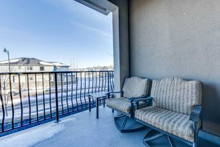 Photo 27: 211 6083 MAYNARD Way in Edmonton: Zone 14 Condo for sale : MLS®# E4150429