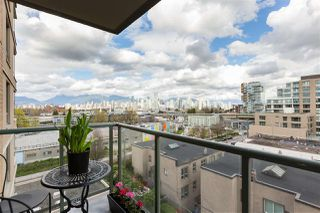 """Photo 18: 704 2288 PINE Street in Vancouver: Fairview VW Condo for sale in """"The Fairview"""" (Vancouver West)  : MLS®# R2357401"""
