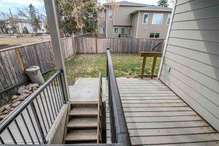 Photo 24: 11255 UNIVERSITY Avenue in Edmonton: Zone 15 House Half Duplex for sale : MLS®# E4152127