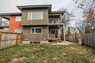 Photo 25: 11255 UNIVERSITY Avenue in Edmonton: Zone 15 House Half Duplex for sale : MLS®# E4152127