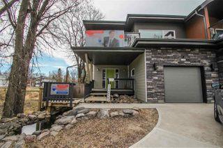 Photo 3: 11255 UNIVERSITY Avenue in Edmonton: Zone 15 House Half Duplex for sale : MLS®# E4152127