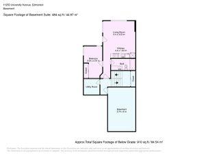 Photo 30: 11255 UNIVERSITY Avenue in Edmonton: Zone 15 House Half Duplex for sale : MLS®# E4152127