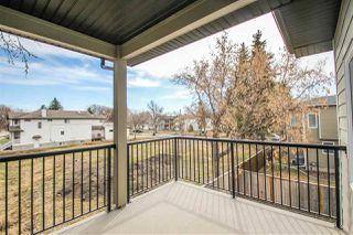 Photo 17: 11255 UNIVERSITY Avenue in Edmonton: Zone 15 House Half Duplex for sale : MLS®# E4152127