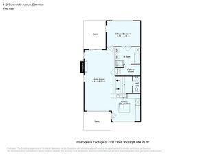 Photo 29: 11255 UNIVERSITY Avenue in Edmonton: Zone 15 House Half Duplex for sale : MLS®# E4152127