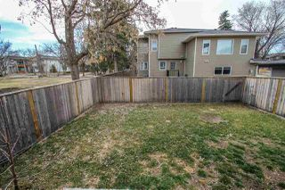 Photo 26: 11255 UNIVERSITY Avenue in Edmonton: Zone 15 House Half Duplex for sale : MLS®# E4152127