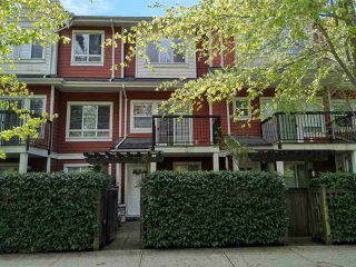 Main Photo: 2 9308 KEEFER Avenue in Richmond: McLennan North Townhouse for sale : MLS®# R2361575