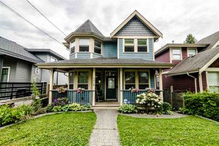 Main Photo: 1510 HAMILTON Street in New Westminster: West End NW House for sale : MLS®# R2371409