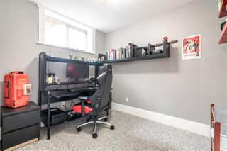 Photo 19: 1510 HAMILTON Street in New Westminster: West End NW House for sale : MLS®# R2371409
