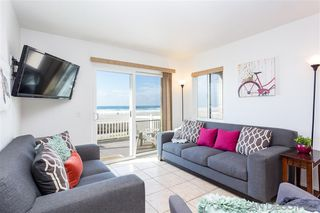 Photo 2: MISSION BEACH Condo for sale : 2 bedrooms : 3253 Ocean Front Walk in San Diego