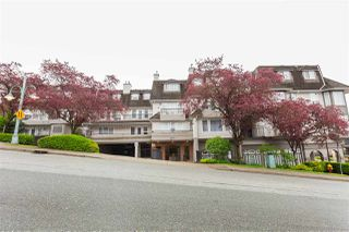 "Photo 1: 14 205 LEBLEU Street in Coquitlam: Maillardville Condo for sale in ""PLACE LEBLEU"" : MLS®# R2373558"