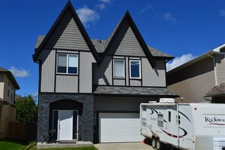 Main Photo: 22 MERIDIAN Close: Stony Plain House for sale : MLS®# E4163729