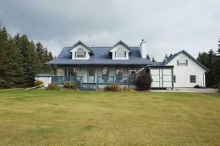 Main Photo: 22345 Twp 522: Rural Strathcona County House for sale : MLS®# E4164898
