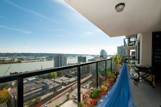 """Photo 6: 1405 610 VICTORIA Street in New Westminster: Downtown NW Condo for sale in """"The Point"""" : MLS®# R2402768"""