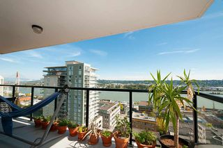 """Photo 5: 1405 610 VICTORIA Street in New Westminster: Downtown NW Condo for sale in """"The Point"""" : MLS®# R2402768"""