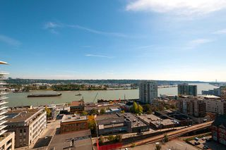 """Photo 8: 1405 610 VICTORIA Street in New Westminster: Downtown NW Condo for sale in """"The Point"""" : MLS®# R2402768"""