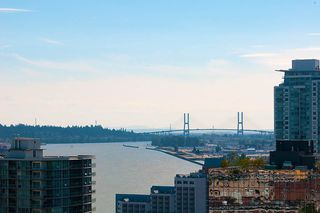 """Photo 12: 1405 610 VICTORIA Street in New Westminster: Downtown NW Condo for sale in """"The Point"""" : MLS®# R2402768"""