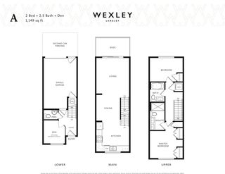 """Photo 20: 19 20857 77A Avenue in Langley: Willoughby Heights Townhouse for sale in """"WEXLEY"""" : MLS®# R2410839"""