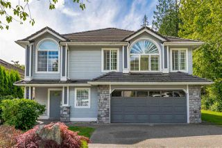 "Photo 1: 13389 237A Street in Maple Ridge: Silver Valley House for sale in ""ROCK RIDGE"" : MLS®# R2464510"