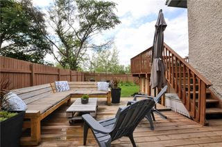 Photo 31: 58 Tranquil Bay in Winnipeg: Richmond West Residential for sale (1S)  : MLS®# 202021442