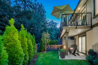 "Photo 46: 36 3306 PRINCETON Avenue in Coquitlam: Burke Mountain Townhouse for sale in ""HADLEIGH ON THE PARK"" : MLS®# R2491911"
