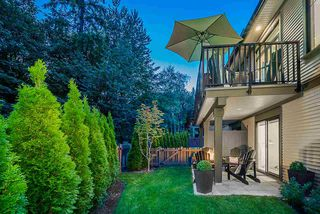 "Photo 30: 36 3306 PRINCETON Avenue in Coquitlam: Burke Mountain Townhouse for sale in ""HADLEIGH ON THE PARK"" : MLS®# R2491911"