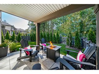 "Photo 40: 36 3306 PRINCETON Avenue in Coquitlam: Burke Mountain Townhouse for sale in ""HADLEIGH ON THE PARK"" : MLS®# R2491911"