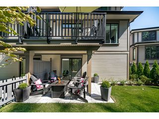 "Photo 84: 36 3306 PRINCETON Avenue in Coquitlam: Burke Mountain Townhouse for sale in ""HADLEIGH ON THE PARK"" : MLS®# R2491911"