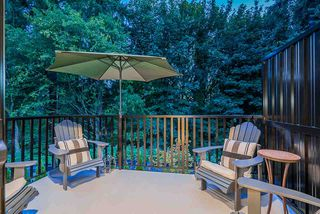 """Photo 28: 36 3306 PRINCETON Avenue in Coquitlam: Burke Mountain Townhouse for sale in """"HADLEIGH ON THE PARK"""" : MLS®# R2491911"""