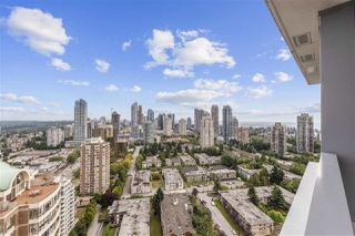"""Photo 11: 3502 5883 BARKER Avenue in Burnaby: Metrotown Condo for sale in """"ALDYNNE ON PARK"""" (Burnaby South)  : MLS®# R2507437"""