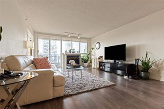 "Photo 2: 604 551 AUSTIN Avenue in Coquitlam: Coquitlam West Condo for sale in ""Brookmere Towers"" : MLS®# R2514042"