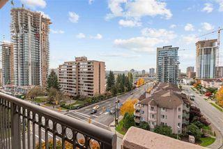 "Photo 1: 604 551 AUSTIN Avenue in Coquitlam: Coquitlam West Condo for sale in ""Brookmere Towers"" : MLS®# R2514042"