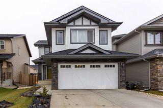 Photo 1: 15847 10 Avenue in Edmonton: Zone 56 House for sale : MLS®# E4220538